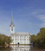 świętych piotra i pawła kościół prawosławny w jarosławiu — Zdjęcie stockowe