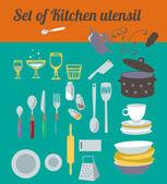 Kitchen utensil — Stock Vector