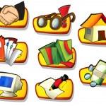 Business icon set — Stock Photo #28635821