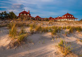 St. Mary by The Sea, in Cape May Point, New Jersey. — Stock Photo