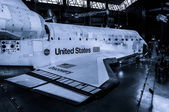 The United States Space Shuttle Discovery, at the Smithsonian Ai — Stock Photo