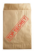 Envelope for documets — Stock Photo