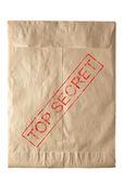 閉じている封筒 — ストック写真