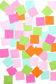 Sticky note — Stock Photo