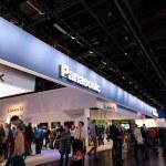 Panasonic at Photokina 2012 — Stock Photo
