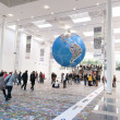 The photo globe hall at Photokina 2012 — Stock Photo #26903631