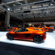 Stock Photo: McLaren mp4-12c Supercars