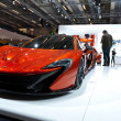 Stock Photo: McLaren mp4-12c Supercar
