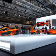 McLaren mp4-12c Supercars at Paris Motor Show 2012 — Stock Photo