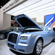 The Rolls-Royce Phantom Drophead — Stock Photo
