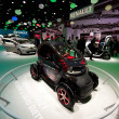 Renault Twizzy at the Paris Motor Show 2012 — Stock Photo