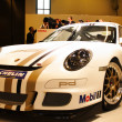 Porsche 911 at Photokina 2008 - Stock Photo