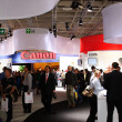 Canon at Photokina 2008 — Stock Photo