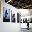 Stock Photo: Hasselblad Masters Gallery at Photokin2008