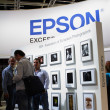 Epson gallery at Photokina 2008 — Stock Photo