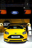 2012 Ford Focus ST sport hatchback — Stock Photo