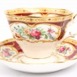 Luxurious Tea Cup — Stock Photo