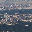 Sofia City with Some Green Areas — Stock Photo #27042623