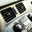 Car Vents and Knobs — Stock Photo #27045793
