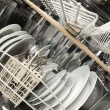 Clean Dishes — Stock Photo