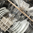 Stock Photo: Clean Dishes