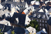 Rooftops in Marburg, Germany — Stock Photo