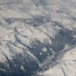 Mountain massif - the Alps — Stock Photo
