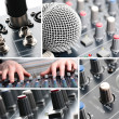Stock Photo: Sound Mixing