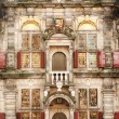 Renaissance style facade — Stock Photo