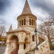 Fisherman's Bastion Tower, Budapest — Stock Photo