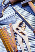 Tools and Instruments — Stock Photo