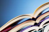 Reading - Open Textbooks — Stock Photo