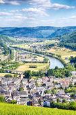 The German Town of Saarburg — Stock Photo