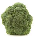 Broccoli floret — Stock Photo #27588689