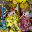 Street Fruit Market — Stock Photo