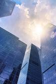 Contemporary Skyscrapers — Stock Photo