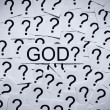 Is there a God? — Stock Photo