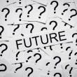 What will happen in the Future? — Stock Photo #28030551
