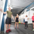Crossfit training course — Stock Photo #47312665