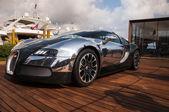 Bugatti Veyron — Stock Photo