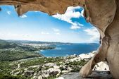 Landscape Palau sardinia — Stock Photo