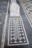 Detail Of Ancient Roman Mosaic — Stock Photo