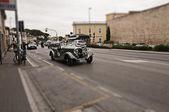 Mille miglia Bentley3.5 Litre Vanden Plas1934 — Stock Photo