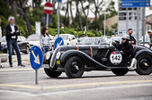 Mille miglia BMW	328	1939 — Stock Photo
