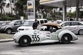 Mille miglia ealey	2400 Westland Sports 1948 — Stock Photo