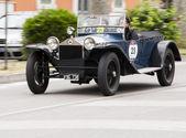 LanciaLambda serie VII1927 — Foto de Stock