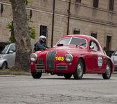FIAT1100 S berlinetta Gobbone1948 — Stockfoto