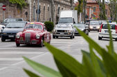 FIAT1100 S berlinetta Gobbone1948 — Zdjęcie stockowe