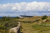 Oresunds bridge,oresundsbron — Stock Photo