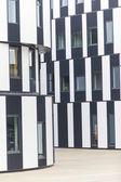 Windows on the building — Stock Photo